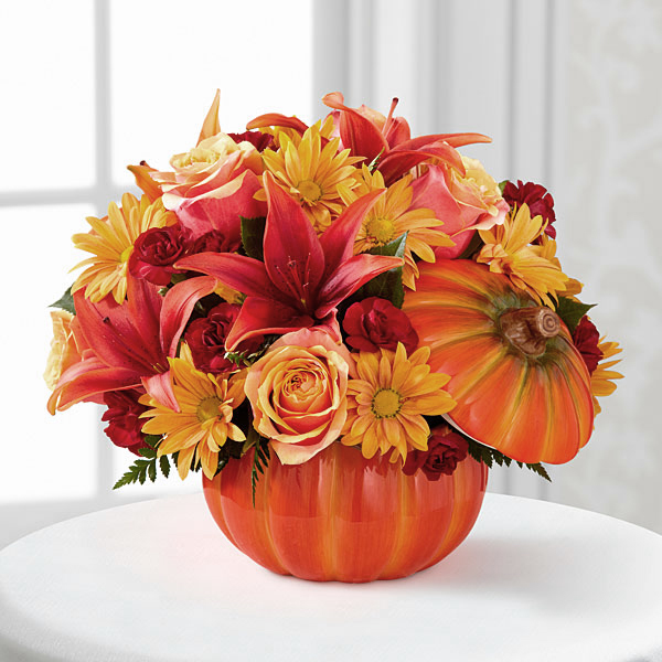 Special Fall Flower Themed Arrangements Veldkamps