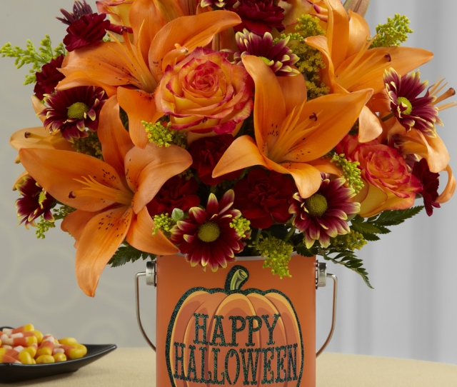 Denver Has A Whole Lot Of Great Haunted Houses Events And Parties Planned And We Want To Be Part Of Your Halloween Party Planning With These Great Flower