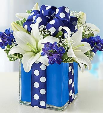 Go That Extra Mile for Birthday Gifts with Unique Flower