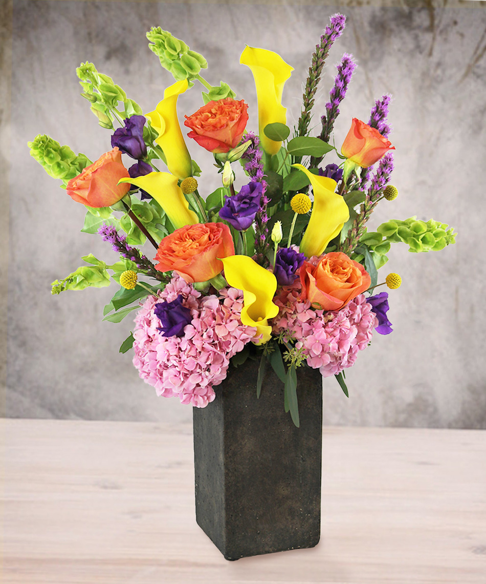 Give Unique Flower Arrangements To A Special Friend On International