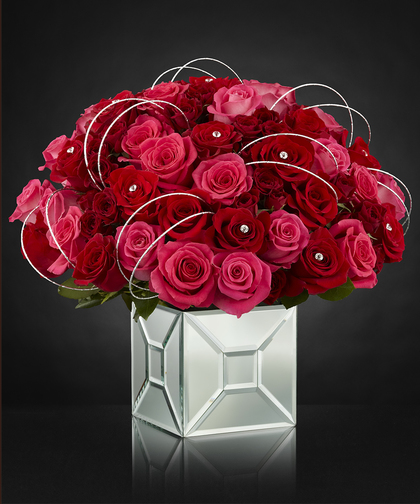 the gift of flowers is a valentine's day favorite  veldkamps, Natural flower